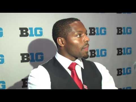 HOL HD: Aaron Williams at B1G Media Days