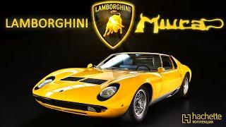 УНИКАЛЬНАЯ МОДЕЛЬ 1:8 / Lamborghini Miura / Hachette