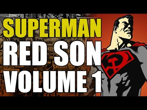 Superman Red Son Rebirth Vol 1: How Superman Took Over The World