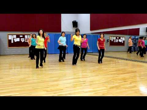 The Shoebox - Line Dance (Dance & Teach in English & 中文)
