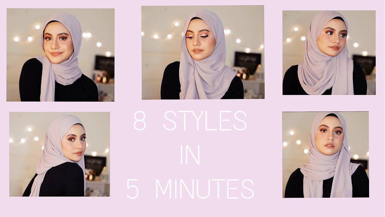 8 SIMPLE WAYS TO STYLE A SHAWL (IN 5 MINUTES ONLY)