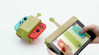 Nintendo Labo First Trailer - Cardboard Toy-Cons For Nintendo Switch thumbnail