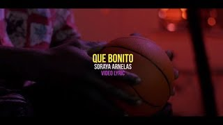 Soraya Arnelas - 'Qué Bonito' - Lyric video