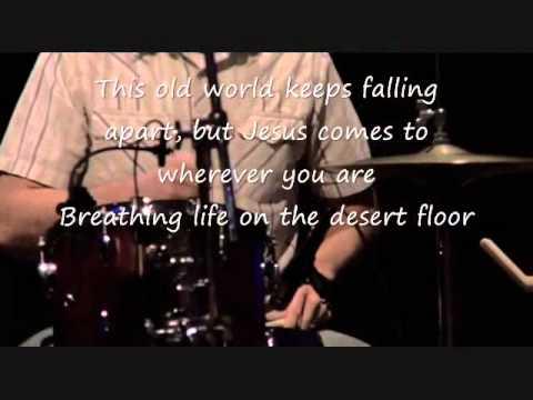 Inside Jared Anderson with lyrics
