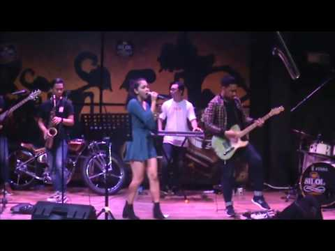 All Of Me -  John Legend , Cover Song By Lia Magdalena With Glassymusic, Jogja Indonesia