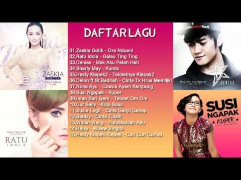 Lagu DANGDUT Paling Enak Didengar | Rilis Terbaru 2017 - BUKTIKAN