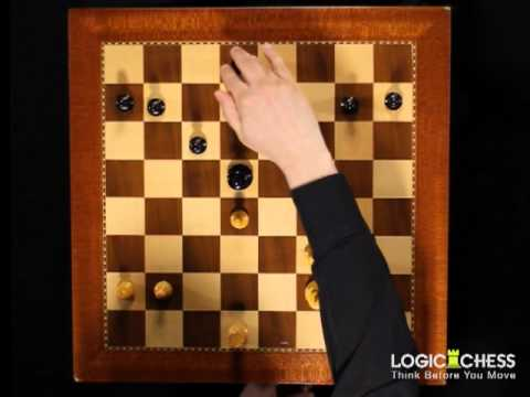 Isolated Pawn by Logic Chess Expert Gilberto Luna