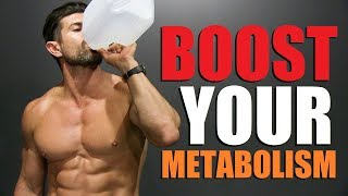7 Easy Ways To BOOST Your Metabolism! (Naturally)