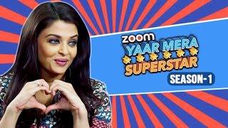 Aishwarya Rai Bachchan On Yaar Mera Superstar | Sarbjit | UNCUT! | EXCLUSIVE | zoom turn on