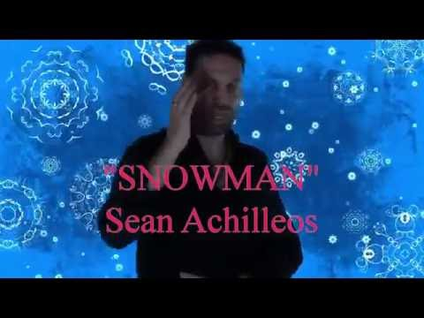 preview Sean Achilleos | Snowman  from youtube