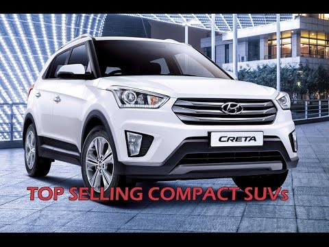 Best Selling Compact SUV in India 2017 Full HD Quality Officlal Videos
