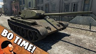 "War Thunder - T-44 ""Red Army!"""