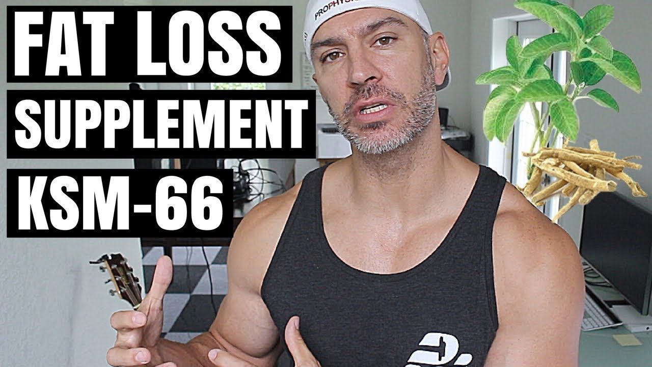 Supplement For Weight Loss Ksm 66 Youtube
