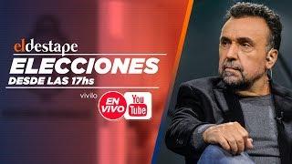 Alberto Fernández derrota a Mauricio Macri en las PASO | Elecciones en El Destape