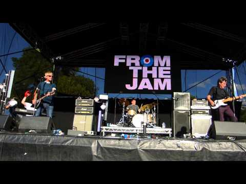 From The Jam - Down In The Tube Station At Midnight -  @The Dartford Festival 19 - 07 - 2015