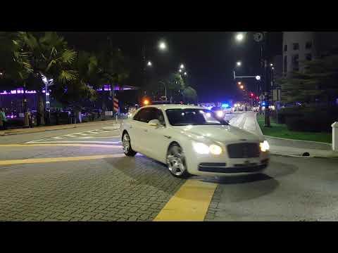 Jenazah Bonda Sultan Johor tiba di Istana Besar Johor Bahru