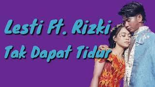 Tak Dapat Tidur Cover - Lesti Ft. Rizki