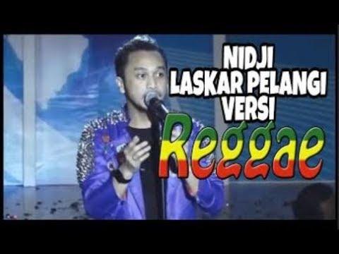 NIDJI ARANSEMEN LAGU LASKAR PELANGI VERSI REGGAE! ?? | FULL HD | BAND INDONESIA