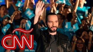 Nayib Bukele gana elecciones en El Salvador, será el presidente más joven en la historia de su país