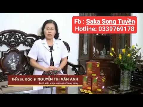 # VẬN CHUYỂN MIỄN PHÍ # KIẾM HÀNG   TS.BS Nguyễn Thị  Vân  Anh nói  gì  về  Sâm Baby Kids