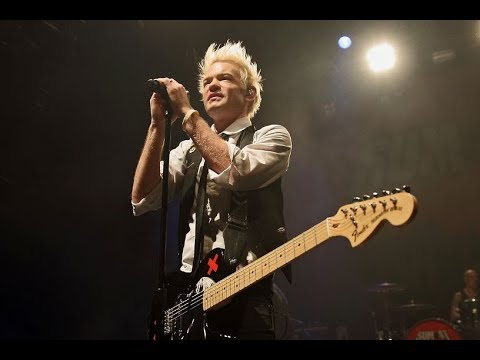 The Vocal Range Of Deryck Whibley