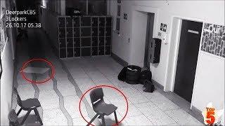 ¡5 videos PARANORMALES captados en Escuelas!