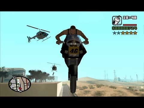 Starter Save-Part 1-The Chain Game Dark Mod-GTA San Andreas PC-complete walkthrough-achieving ??.??%
