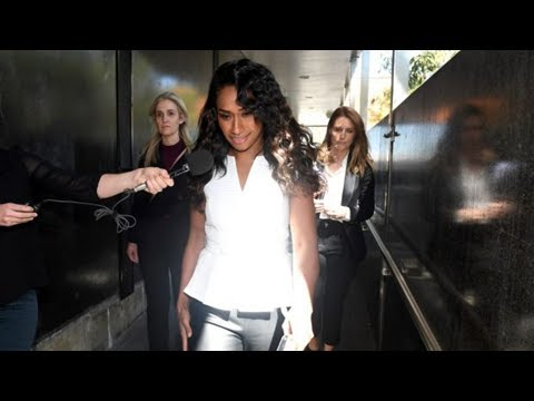 Singer paulini pleads guilty to bribing roads and maritime services worker for licence