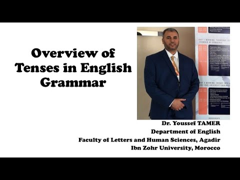 Overview of Tenses in English Grammar