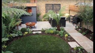 Ealing Garden Transformation Progress by the Distinctive Gardener