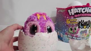 Hatchimals babies /hatchimals unboxing /baby music /toys review/ surprise egg fun
