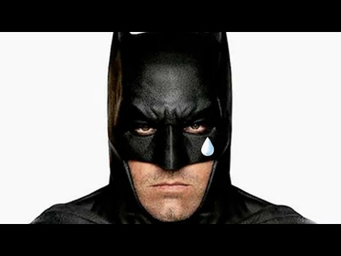 Ben Affleck Wants Out Of Batman Role