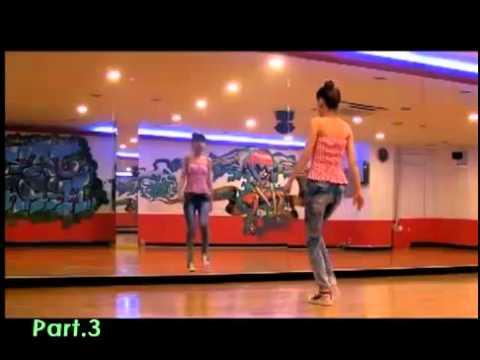 สอนเต้นเพลง roly poly
