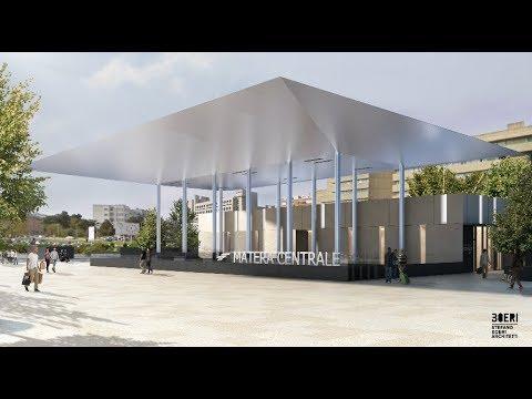 DirettaTv - FAL presenta progetto di Stefano Boeri per Stazione Matera Centrale