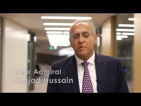 Mosaic Network: Rear Admiral Amjad Hussain