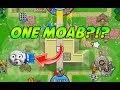 TONS OF MEDALLIONS - SINGLE MOAB KILLS - Bloons TD Battles
