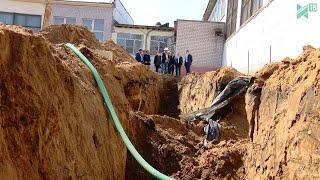 Контроль строительства соцобъектов Ивантеевки от 6 мая