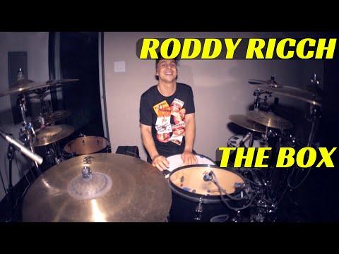 Roddy Ricch - The Box   Matt McGuire Drum Cover
