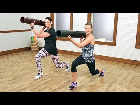 ViPR Workout Inspired by Game of Thrones! | Fitness How To
