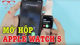 Mở hộp Apple Watch Series 5 : có 1 điểm mình cực thích