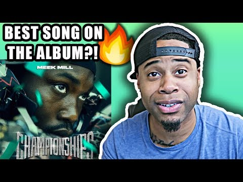 Meek Mill - Respect The Game (Championships Album) | REACTION!!!