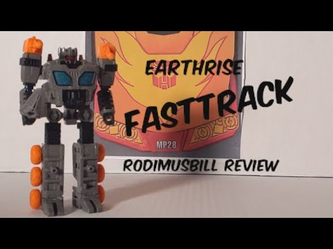 Transformers Earthrise FASTTRACK Deluxe Review (Wave 3) by Rodimusbill