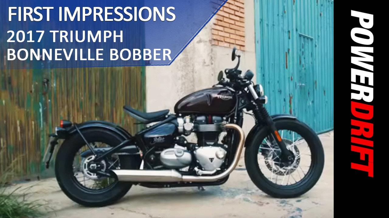 Triumph Bonneville Bobber Price, Images, Colours, Mileage, Review in
