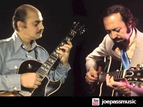Barney Kessel - Days Of Wine And Roses (live)