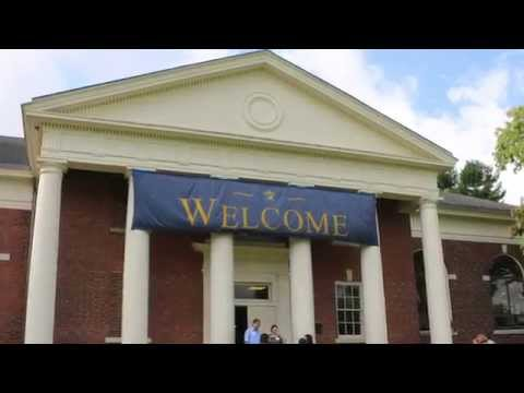 Welcome to Choate  - 2014