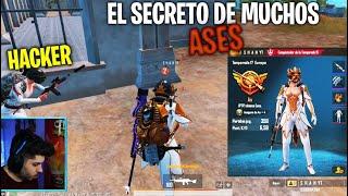 ¡EXPONEMOS EL SECRETO DE MUCHOS ASES, JUGANDO CON HACKERS EN PUBG MOBILE...!