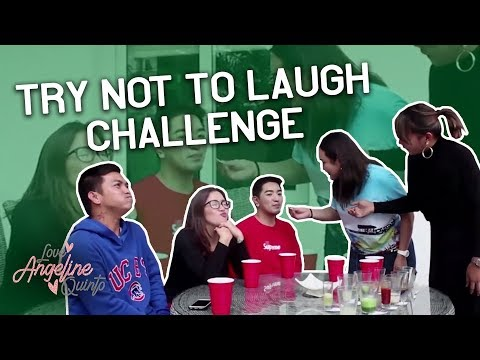 Try Not to Laugh Challenge w/ Team AQrew + Afritada Manok at Sinaing na Tulingan ala Angeline Quinto