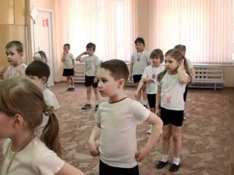 Конспекты занятий в детском саду ДОУ по ФГОС