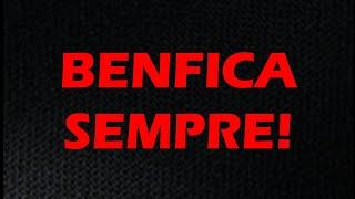 BENFICA SEMPRE!! O jogo/(vlog) Benfica 2 x 3 Tondela