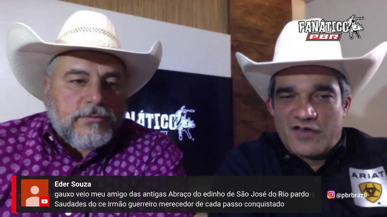 Fanático PBR - bate-papo com Lucas Teodoro, o salva-vidas Gauchinho